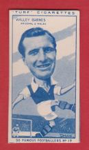 Arsenal Wally Barnes Wales